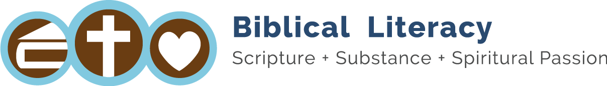 Biblical Literacy Scripture, Substances, and Spiritual Passion