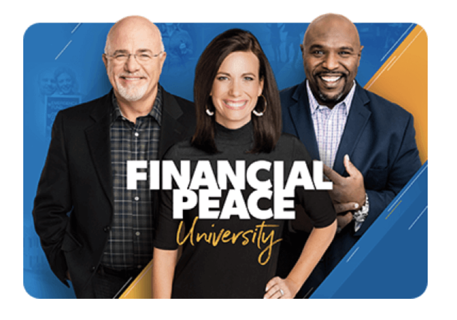 Financial Peace University CFBC Biblical LiteracyEd Turkelson